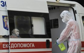 На Украине признали ситуацию с коронавирусом близкой к катастрофе