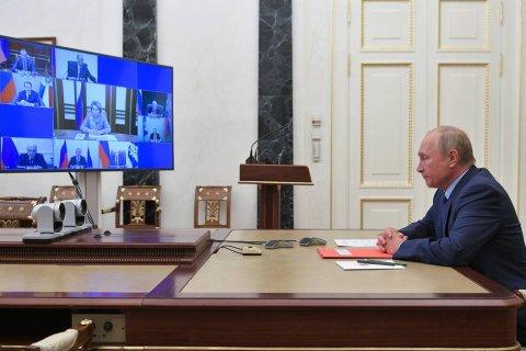 Путин поручил Лаврову упросить американцев продлить договор СНВ-3 «без всяких условий хотя бы на год»