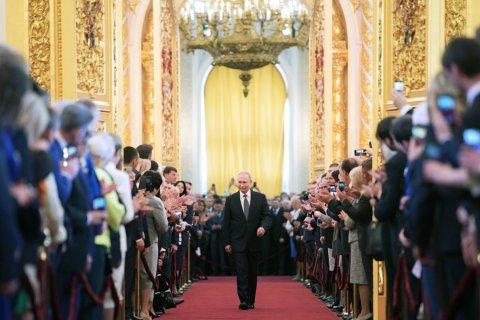 Путин заявил о важности укрепления общероссийской гражданской идентичности