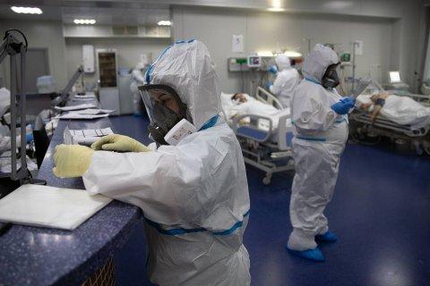 Количество заболевших коронавирусом в России превысило 414 тысяч человек