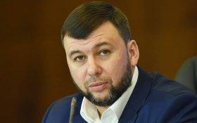 Глава ДНР: Донбасс не забыл о Новороссии и ждет продолжения