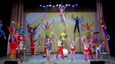Специальный репортаж «Всенародный цирк»
