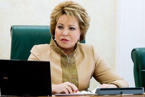 Матвиенко: Комсомол должен быть нравственным ориентиром для молодежи России