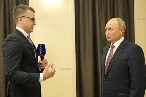 Путин вспомнил, что он был идейным членом компартии