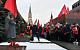 Представители КПРФ возложили цветы к могиле Сталина в 141-ю годовщину его рождения
