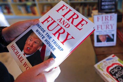 В США вышла книга, которая может привести к отставке Трампа