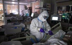 В России за сутки от коронавируса умерло максимальное с начала года количество людей