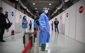 В Китае сделали более 1 млрд прививок от коронавируса