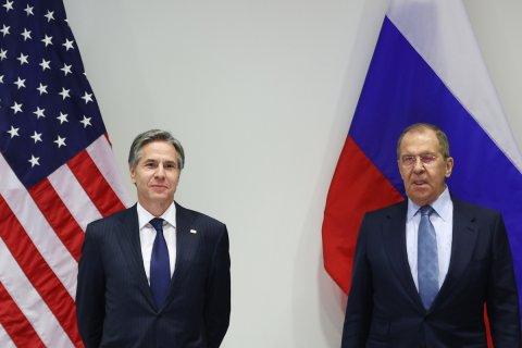 Лавров и Блинкен провели переговоры в Рейкьявике. Мнения о том, что обсуждали — разошлись