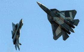 ВКС России получат по одному серийному Су-57 в 2019 и 2020 годах