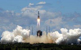 Китай успешно запустил свой первый марсоход