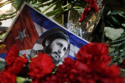 В Москве появится площадь Фиделя Кастро