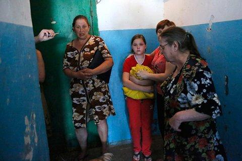 Почти четверть детей в России живут за чертой бедности