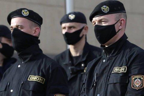 В Белоруссии задержали 33 россиян из частной военной компании