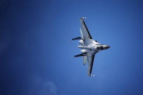 Россия поставит Китаю 10 истребителей Су-35