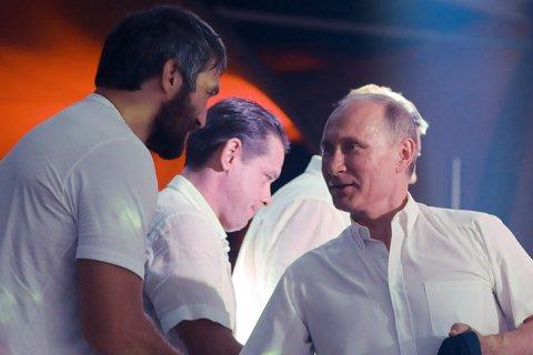 Движение Putin Team хоккеиста Овечкина станет элементом предвыборной кампании «знаменитости за Путина»