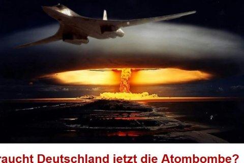 Иносми: Германия станет ядерной державой?