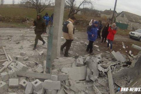 Украинские силовики за сутки 519 раз обстреляли территорию ДНР