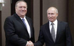 Путин надеется на восстановление отношений с США