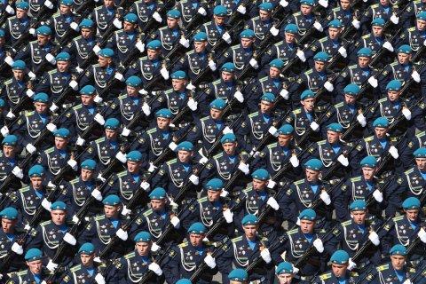 Минфин предложил сократить армию и увеличить возраст выхода на пенсию для военных с 38 до 48 лет