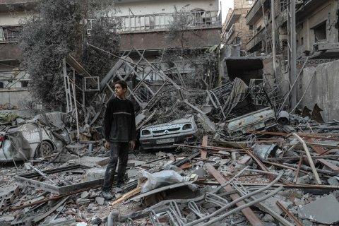 Генштаб ВС РФ: США планируют ракетно-бомбовый удар по правительственным кварталам Дамаска