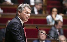 Глава французских коммунистов выступил за отмену санкций ЕС в отношении России