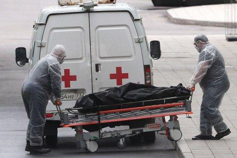Коронавирус в России обновил «рекорд» суточной смертности