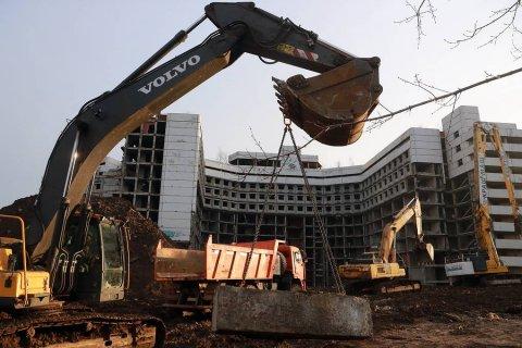 Счетная палата обнаружила 62 тысячи незавершенных государственных стройки на 4 триллиона рублей