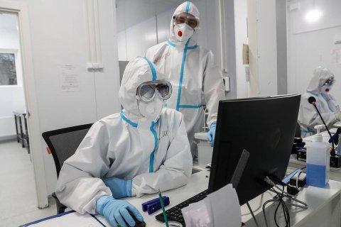 В России за сутки коронавирусом заболели 27550 человек. Это максимальный прирост с начала года
