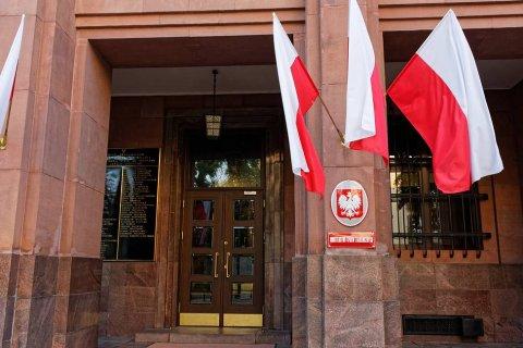 МИД РФ обвинил Польшу в финансовой поддержке протестов в Белоруссии