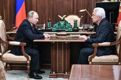 Губернаторопад. Владимир Путин назначил главой Дагестана вице-спикера Госдумы