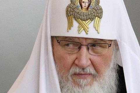 Патриарх Кирилл сравнил действия властей Киева с диктатом нацистской Германии