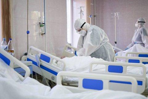 Россия вышла на первое место в мире по смертности от коронавируса