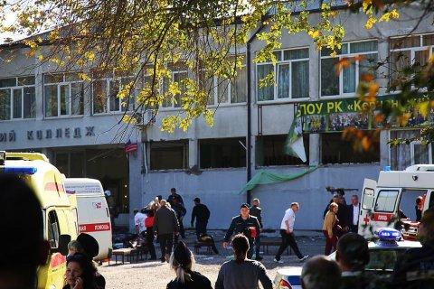 Бастрыкин: Мотивом действий керченского стрелка стали социальный протест и неустроенность