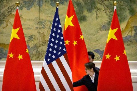 Рост товарооборота США и КНР за январь-август составил 37 %