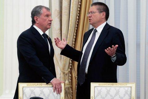 Сечин назвал «профессиональным кретинизмом» обнародование разговора с Улюкаевым