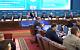 Заседание ЦИК по вопросу передачи мандата депутата Госдумы Павлу Грудинину