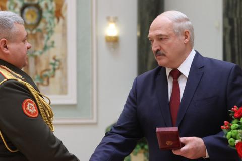 Лукашенко обещает вернуть Белоруссию в состояние, в котором страна была до выборов