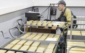 Объем производства золота в России в 2019 году был рекордным и превысил 360 тонн