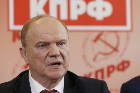 Геннадий Зюганов направил телеграммы Путину и Чайке в связи с предвыборной ситуацией в Хакасии