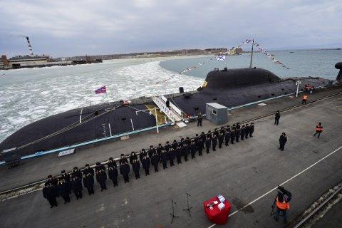 Россия сдаст в аренду Индии еще одну атомную подводную лодку