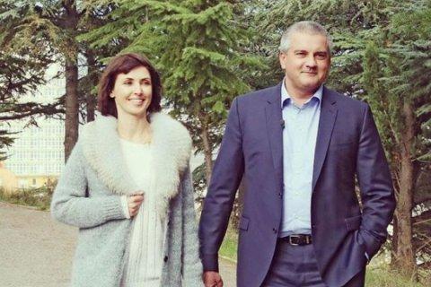Доходы супруги главы Крыма увеличились за год в десять раз