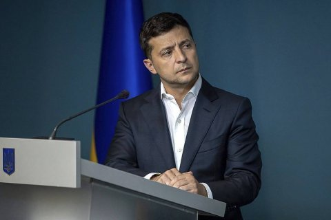 Зеленский заявил, что жителям Донбасса, считающим себя русскими, надо уезжать в Россию