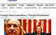 Иносми: Сорос запускает против Трампа «пурпурную революцию»