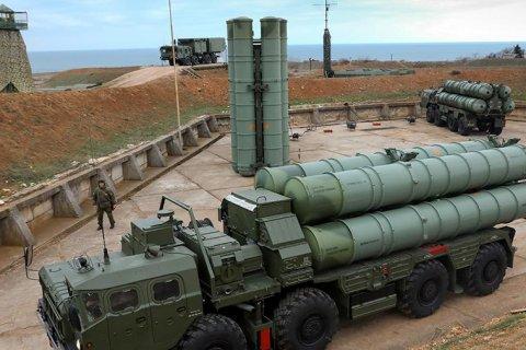Российские военные проверили готовность ПВО Крыма на фоне маневров Sea Breeze