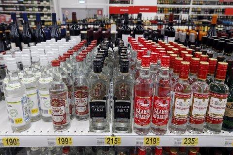 В Москве во время новогодних каникул ограничат торговлю алкоголем