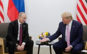 Трамп хочет помиловать самого себя перед отставкой