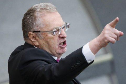 Жириновский призвал «беречь правительство»