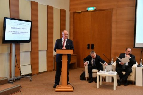 Геннадий Зюганов: Надо проявить волю и характер, чтобы преодолеть вызовы времени