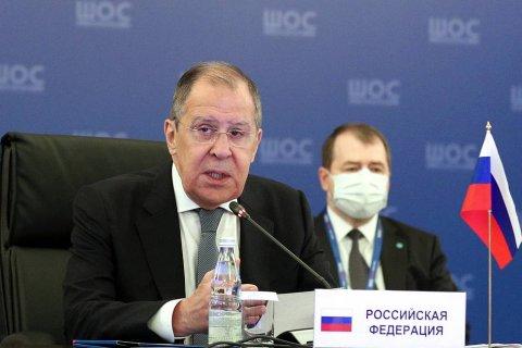 Лавров сравнил ситуацию Навального с делом Скрипалей и крушением MH17